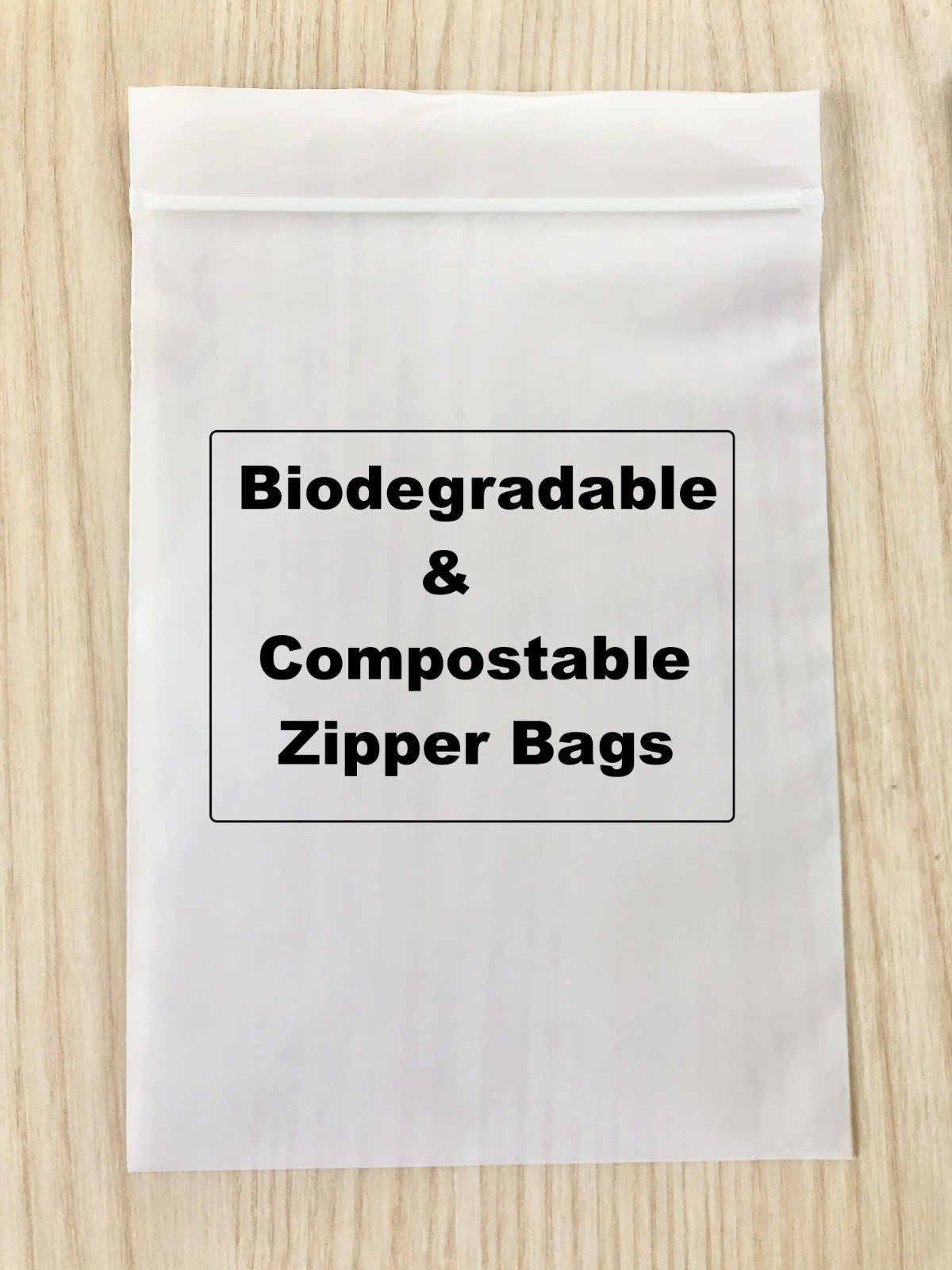 certified home compostable packaging pouch